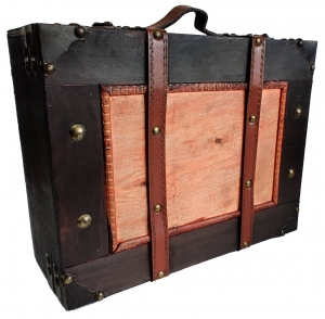 Medium+LCG+Antique+Storage+Case+-+Blank+with+NO+Engraving